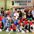Participantes no III TORNEO INFANTIL MESÍA SOLIDARIA 2017