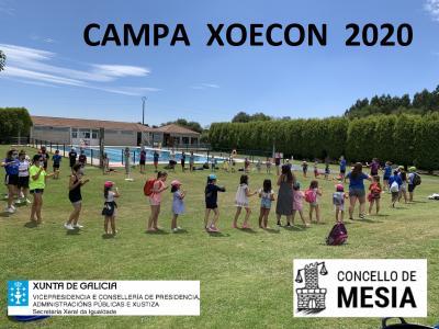 CAMPA XOECON 2020 CONCELLO DE MESIA