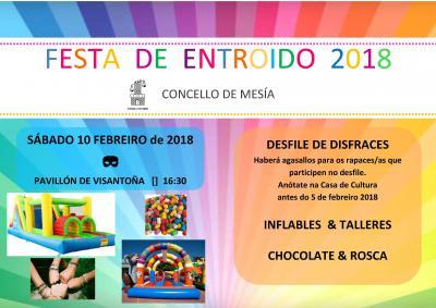 ENTROIDO CONCELLO DE MESIA 2018