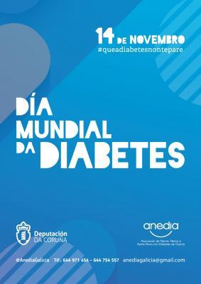 14 DE NOVEMBRO DÍA MUNDIAL DA DIABETES