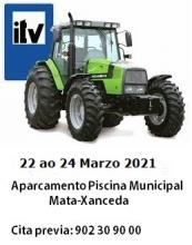 ITV Agrícolas 2021