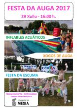 FESTA DA AUGA 2017