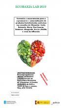 cartel CURSO DE AGRICULTURA ECOLÓXICA