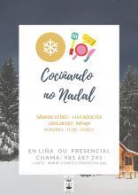COCIÑANDO NO NADAL Concello de Mesia 2020