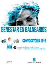 BENESTAR BALNEARIOS 2016