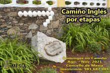 CAMIÑO  DE SANTIAGO POR ETAPAS - CAMIÑO INGLÉS