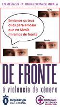 MIRAR DE FRONTE A VIOLENCIA CON MOTIVO DO 25N
